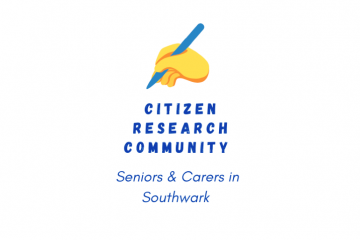 Citizen Research Community logo