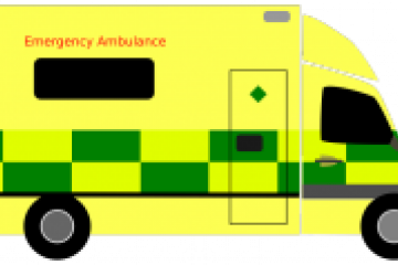 British Ambulance