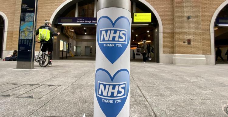 Love NHS Poster