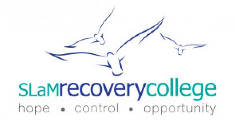 SLaM recovery college maudsley mental health