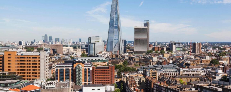 Southwark skyline buildings