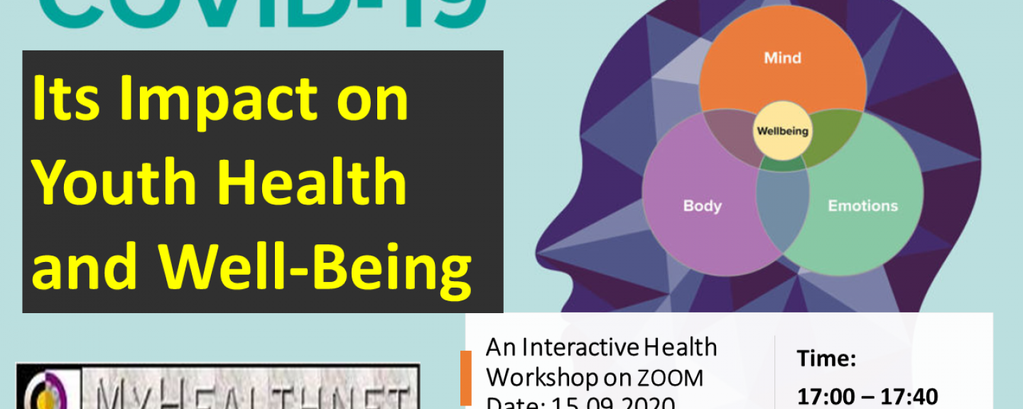 my healthnet covid-19 youth mental health workshop
