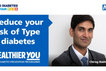 Diabetes prevention programme cover