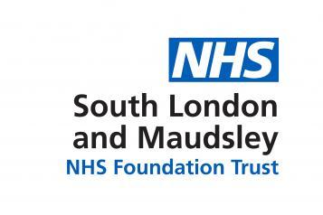 South London and Maudsley Trust logo