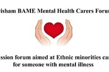 lewisham carers mental health forum engagement BAME