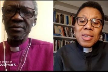 Southwark Diocese video screenshot