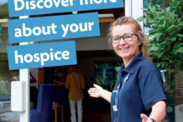 St christophers hospice volunteer