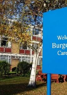 picture of burgess park care home building